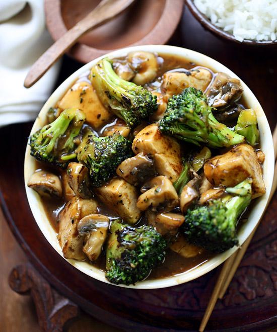 mediterranean diet asian stir fry